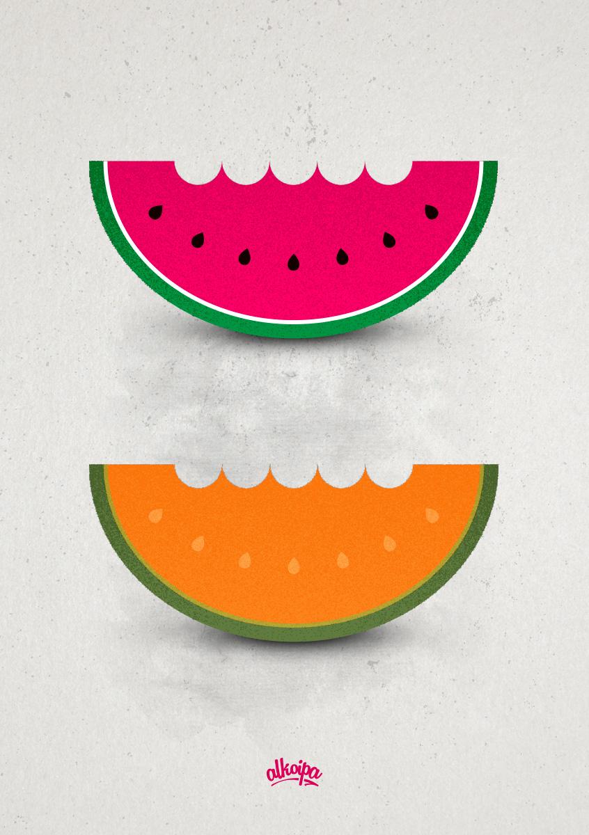 Watermelon or Melon