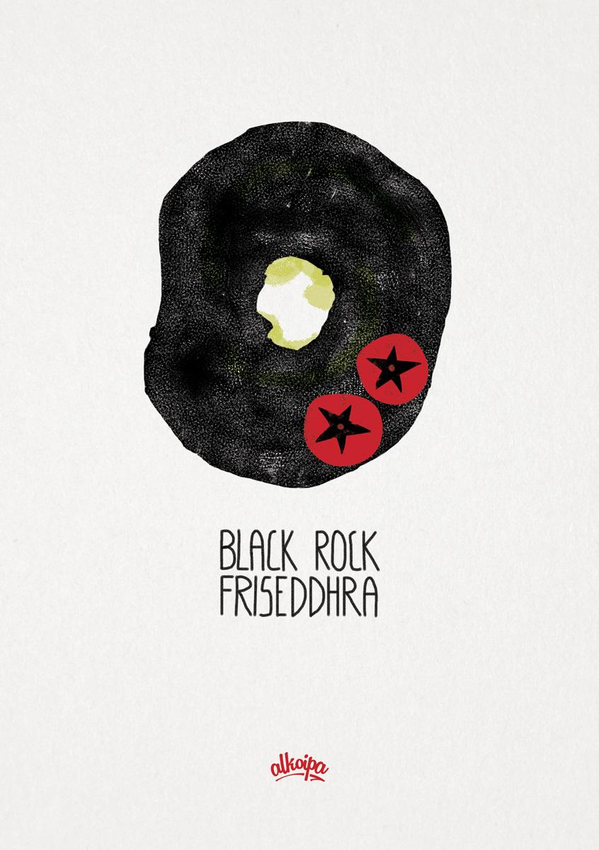 Black Rock Friseddhra
