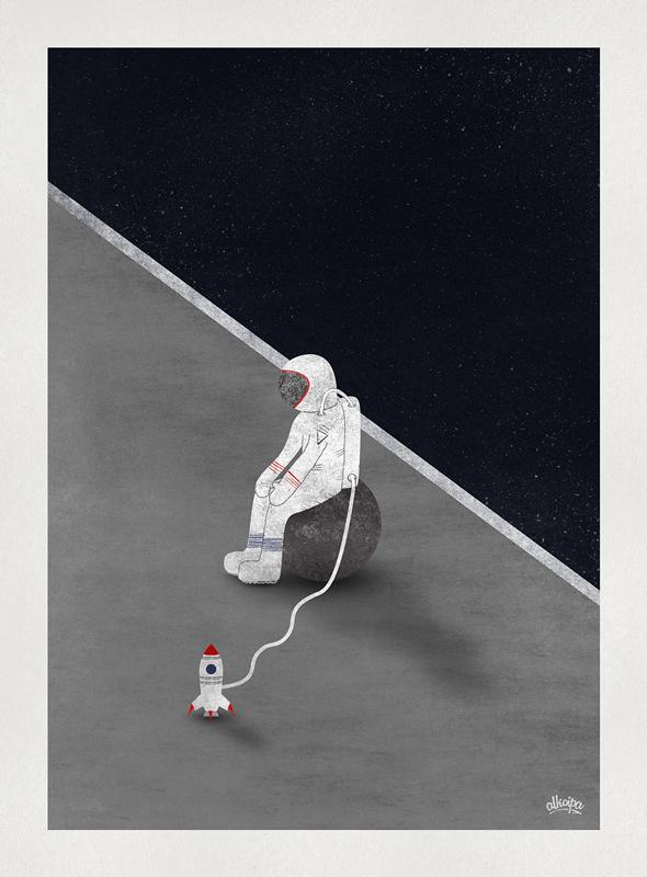 astronauta - alkoipa