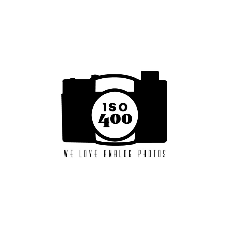 Iso400. We love analog photos