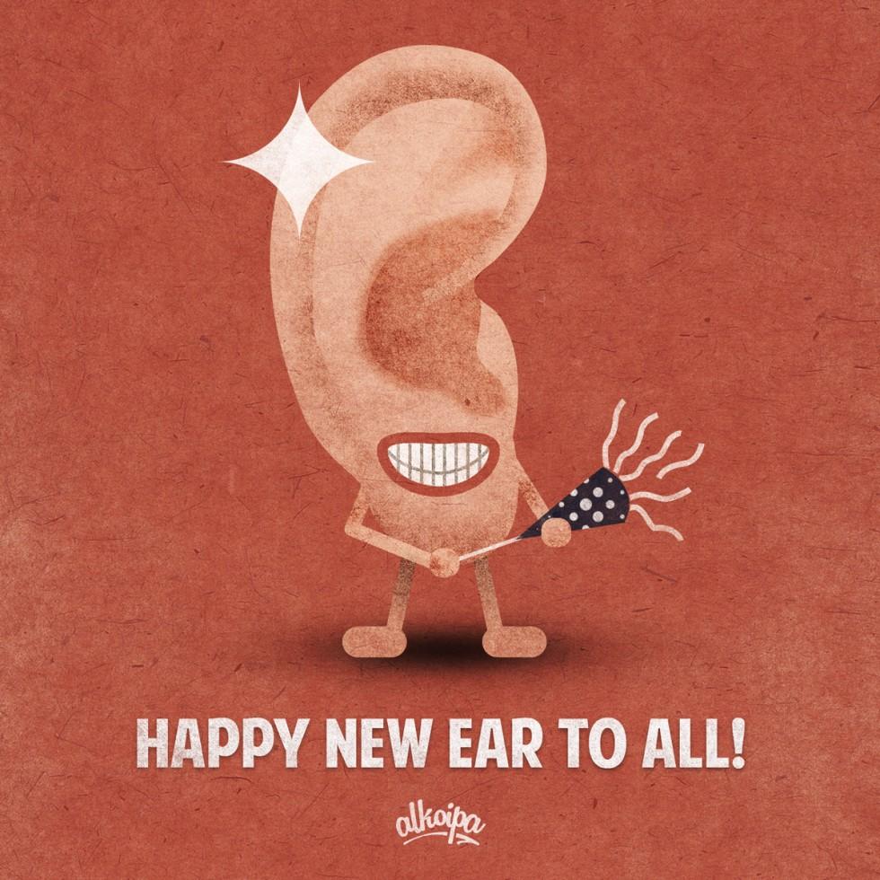 happy new ear to all - alkoipa