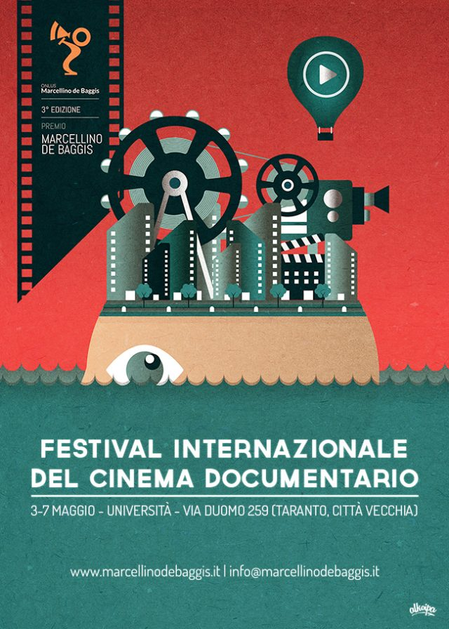 FESTIVAL INTERNAZIONALE DEL CINEMA DOCUMENTARIO