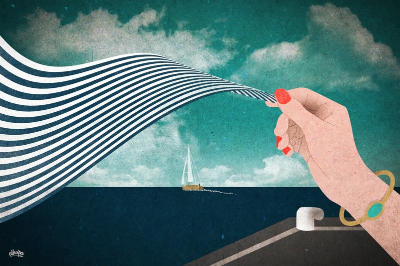 Il marinaio Thegiornalisti - alkoipa