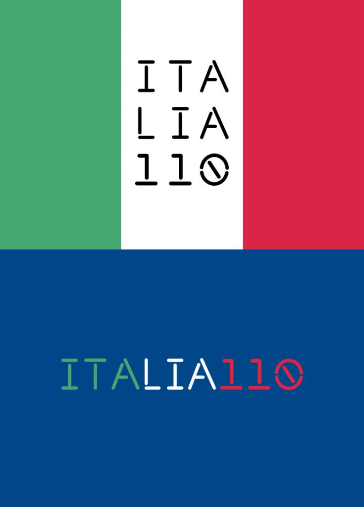 Logo Italia 110 - alkoipa
